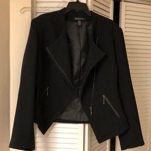 Jackets & Blazers - Black Moto blazer SUPER CUTE